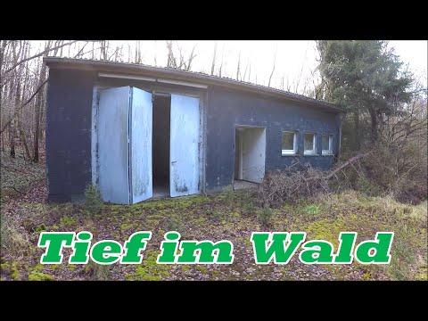 Lost Places - Das Depot tief im Wald