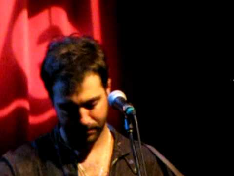 Ryan Star - Losing Your Memory - Philadelphia 6/22/10