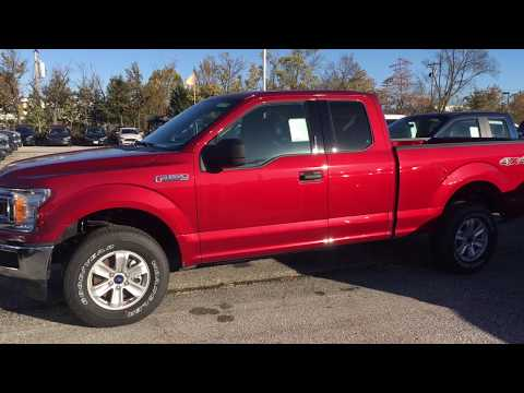 2019 Ford F-150 Ex. Cab | New Pickup Truck For Sale