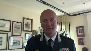 Operazione Incognito - ten. col Alberto Cicognani 1/2
