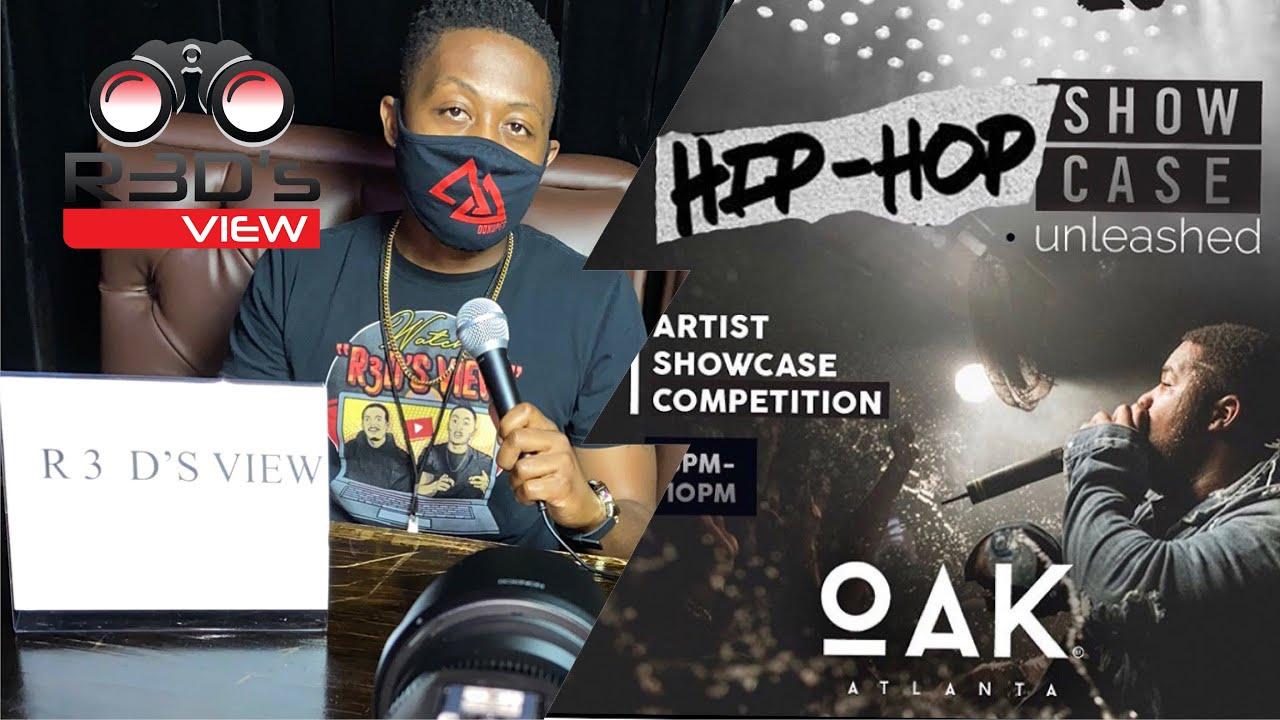"Download ""Hip Hop UNCENSORED Showcase"" Interviews @ Oak Atlanta (R3Ds View)"