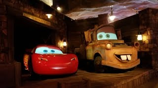Radiator Springs Racers at Disney's Cars Land Complete HD Ride Thru