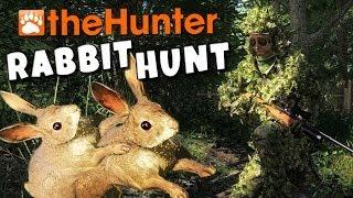 The Hunter 2014 - Ghillie Suit - Rabbit & Fox Hunt