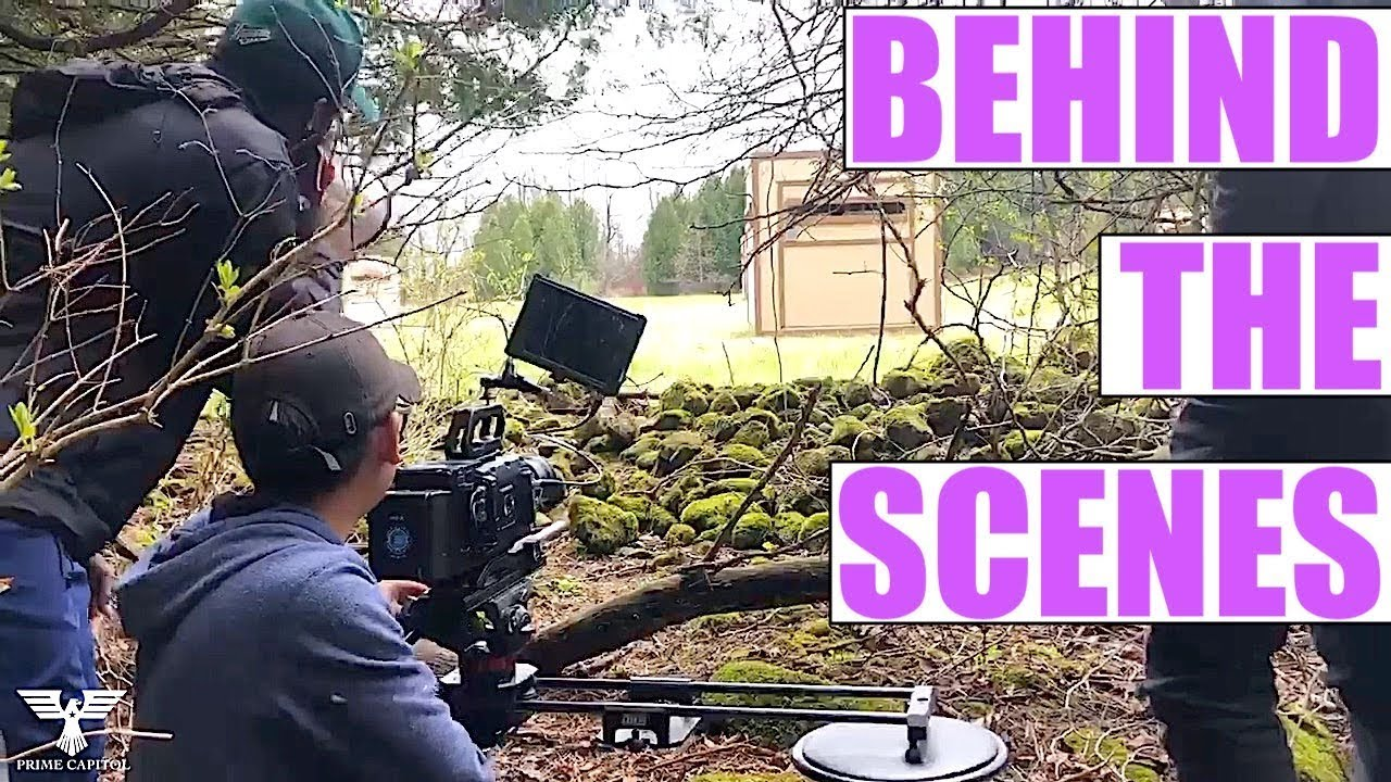 Crated [2020]: ( The Making of The Movie ) - Behind the Scenes ( Raw Movie B-Roll )