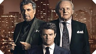 MANIPULATIONS Bande Annonce (Al Pacino, Anthony Hopkins - Thriller, 2016)