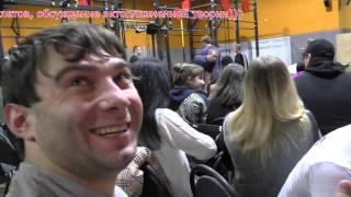 Crossfit & Weightlifting соревнования в клубе Aventador 22.11.15