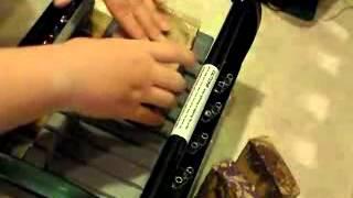 Cutting Chestnuts & Eggnog Goats Milk Soap
