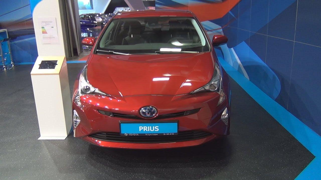 Toyota Prius Hybrid 1 8 Hsd 2018 Exterior And Interior