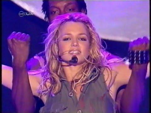 Britney Spears - Overprotected - CD:UK 2002