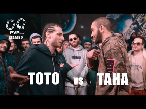 PVPBattle Season2: Toto vs Taha 1/2