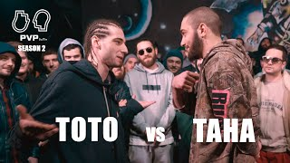 PVPBattle Season2: Toto vs Taha 1/2