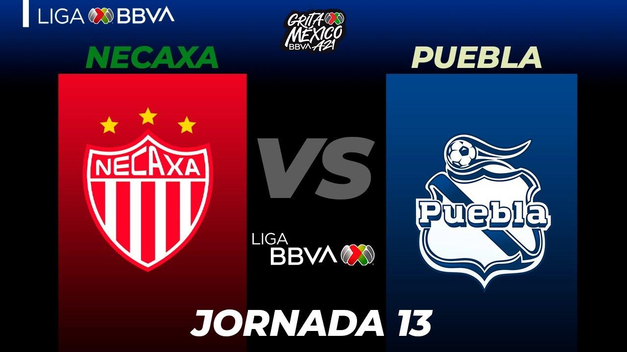 Download Resumen   Necaxa vs Puebla LIGA BBVA MX Grita México A21 - Jornada 13