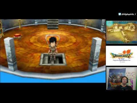 Dragon Quest 7 (3DS) Lets play finale