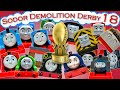 Sodor Demolition Derby 18 | Thomas and Friends Trackmaster | Strongest Engine