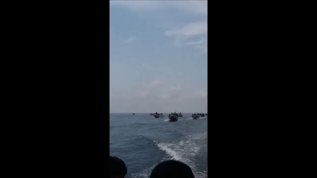 Iranaitivu villagers sail back to their occupied land in daring protest - 7