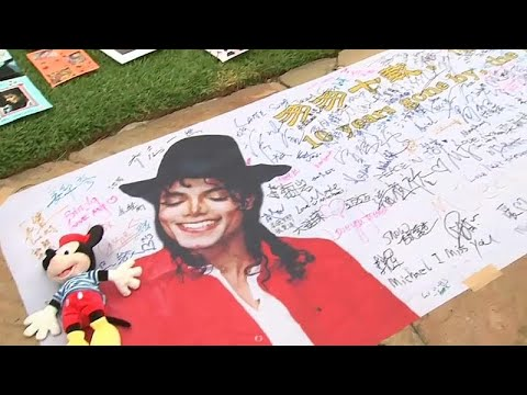 شاهد: عشاق مايكل جاكسون يحيون الذكرى الـ 10 لرحيله  - نشر قبل 15 دقيقة