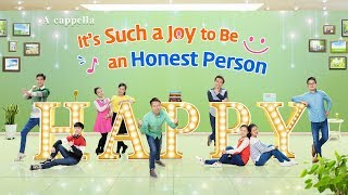 "Worship God in Spirit and in Truth ""It's Such a Joy to Be an Honest Person"" (Christian Music Video)"