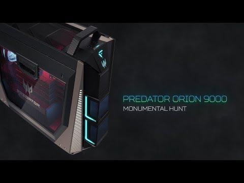 Acer | Predator Orion 9000 Gaming PC Teaser