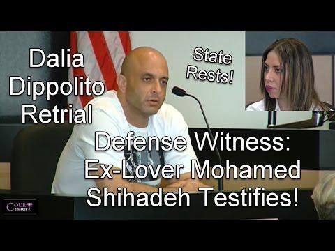 Dalia Dippolito Retrial Day 2 Part 3 (Mohamed Shihadeh) 12/08/16