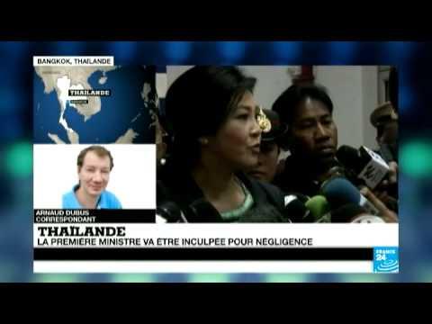 Thaïlande : la première ministre Yingluck Shinawatra inculpée par la commission anticorruption