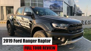 2019 FORD RANGER RAPTOR || FULL TOUR REVIEW