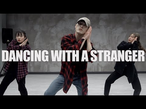 Sam Smith, Normani - Dancing With A Stranger / 실용무용 입시반 Jin.C choreography