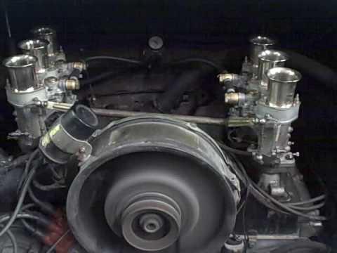 Marty 39 S Porsche 2 7 911 Motor Youtube