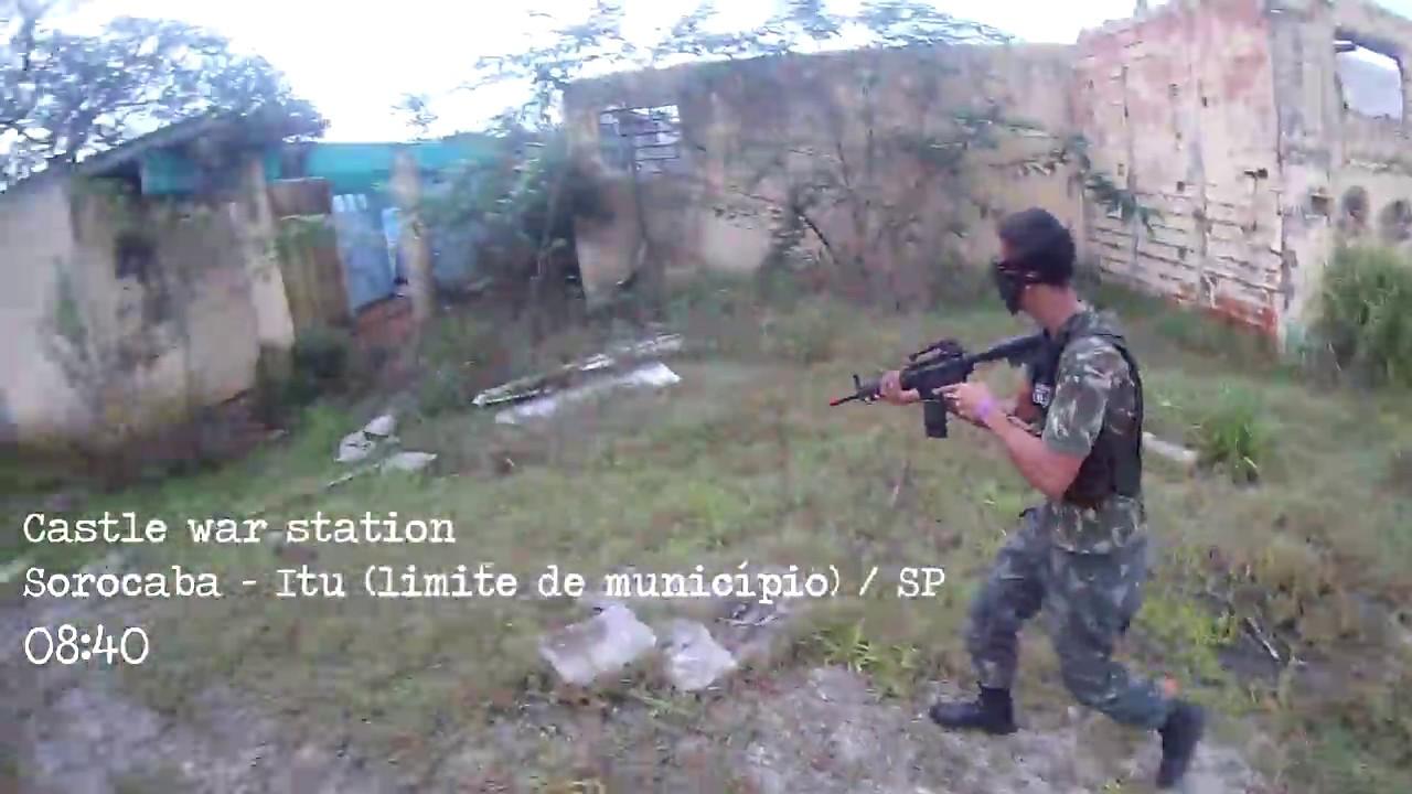 airsoft sorocaba sas castle war station grinding 18 06 2017