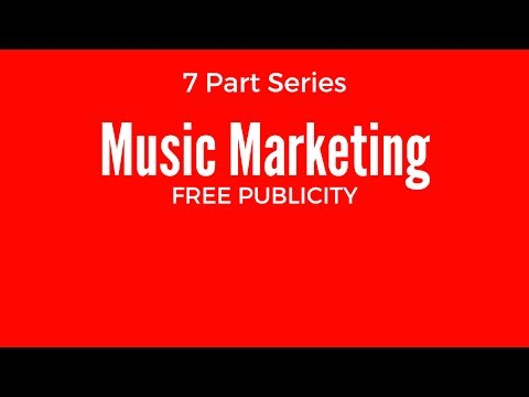 How To Get Your Music, Videos & Publicity Done For FREE!!