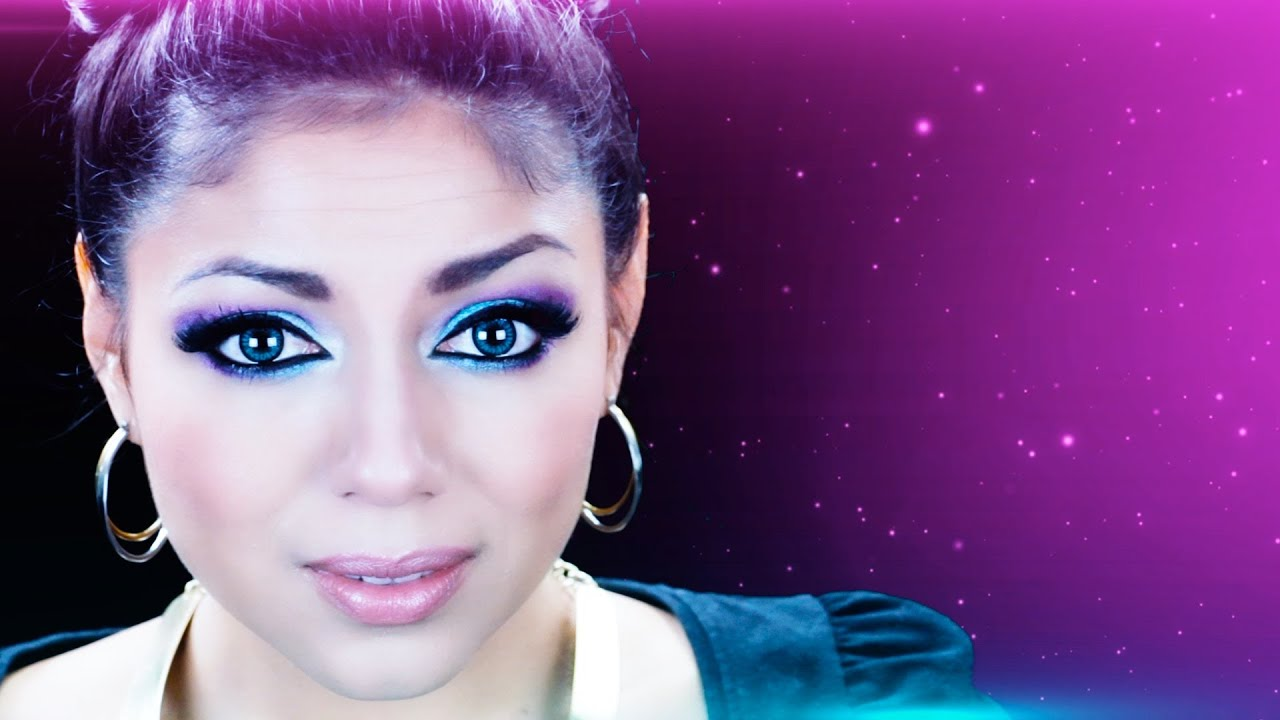 Night Out Makeup Galactic Glam Charisma Star YouTube