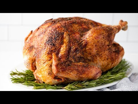 How to Make the Juiciest Turkey Ever