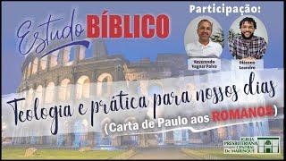Estudo Bíblico | MISERICÓRDIA PARA COM TODOS | 23/10/2020