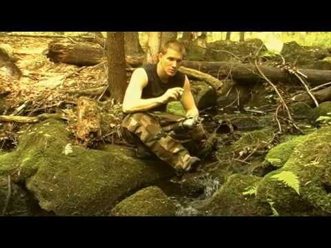 Liquid Iodine as a Water Purification Method