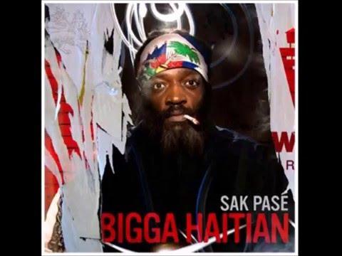 HAITI A WHERE ME FROMBY BIGGA HAITIANFROM THE SAK PASE ALBUM