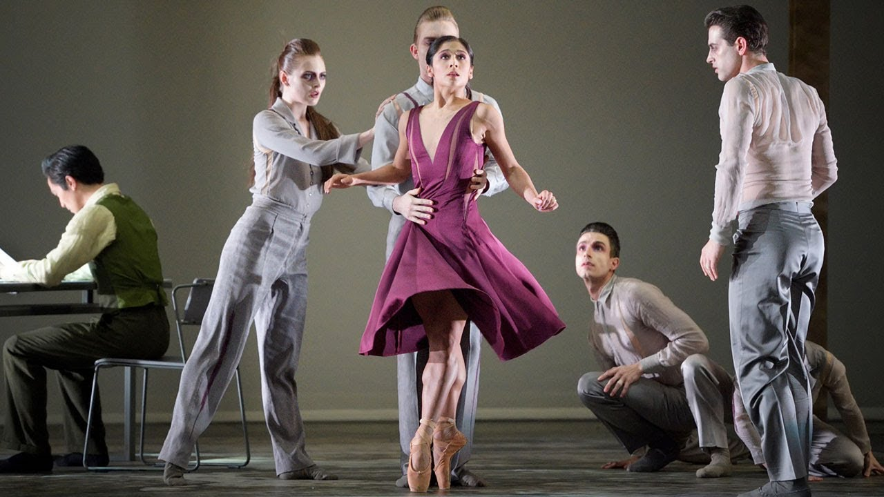 Stina Quagebeur's Nora (extract) | English National Ballet