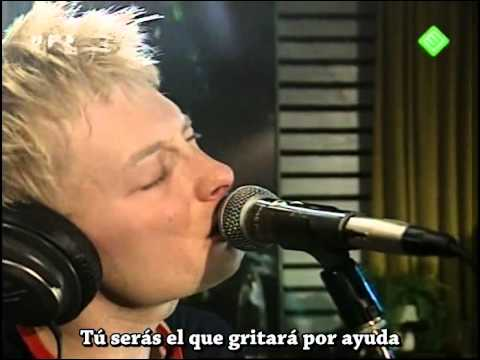 High and Dry  Radiohead  Studio Session Subtitulada