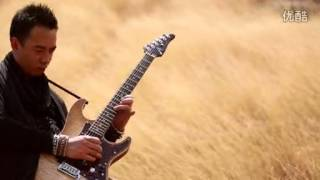 Лучший соло-гитарист китайской провинции Юннань