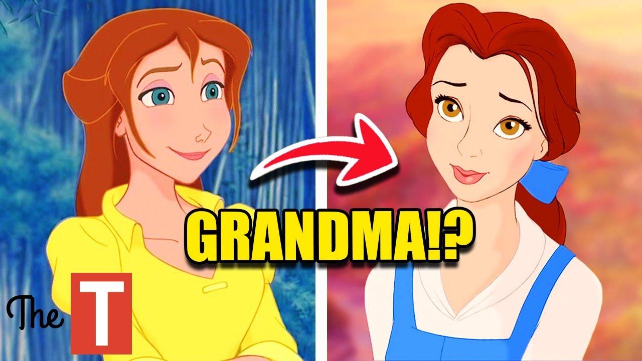 Disney Charaktere Alphabetisch
