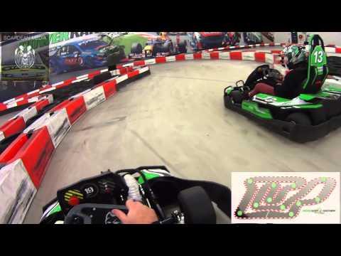 Dan vs Powerkart Raceway, Canberra