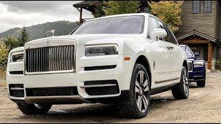 The Secrets Of The Rolls Royce Cullinan!!