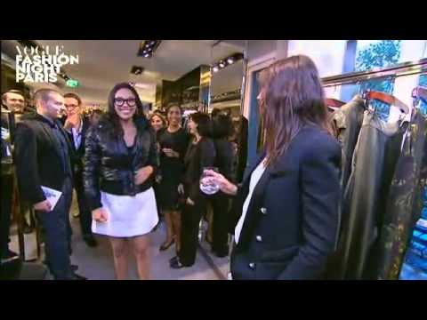 Revivez la Vogue Fashion Night Out 2012