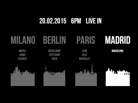 #DiadoraN9000Live Madrid