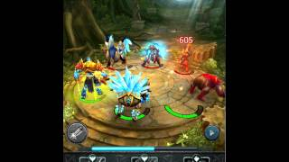 Etherlords - marvelous battle-strategy for Android!