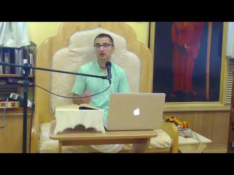 Шримад Бхагаватам 4.17.19 - Амала Кришна прабху