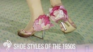 Shoe Fashions (1950s)