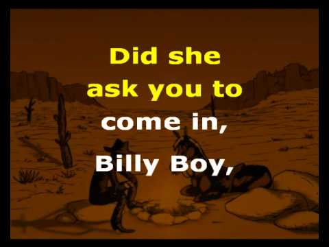 Billy Boy, karaoke