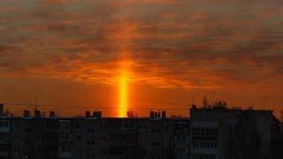 10 Самых Невероятных Небесных Феноменов , Снятых На Камеру