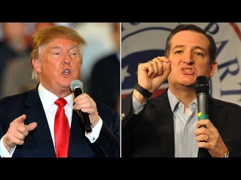 Ted Cruz grabs10-point lead over Donald Trump in Iowa