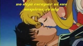 Moon Revenge Canción Sailor Moon en español La promesa de la Rosa