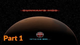 SK Gaming - Doom 3 MOD - [Gunman's] - [Part 1/10]